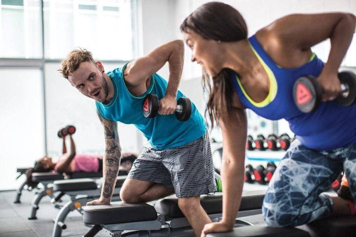 Tập gym giúp nâng cao sức khỏe, phòng ngừa tiền đình ở người trẻ