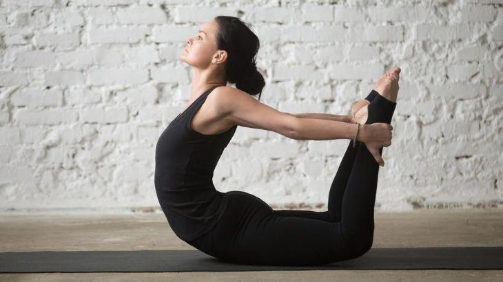 Các bài tập yoga trị liệu giúp tăng cường sức khỏe xương khớp, cải thiện giấc ngủ