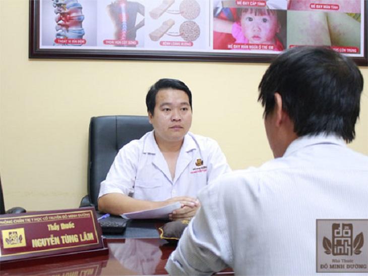 Bác sĩ chưa thoát vị đĩa đệm giỏi TP Hồ Chí Minh bằng Y học cổ truyền