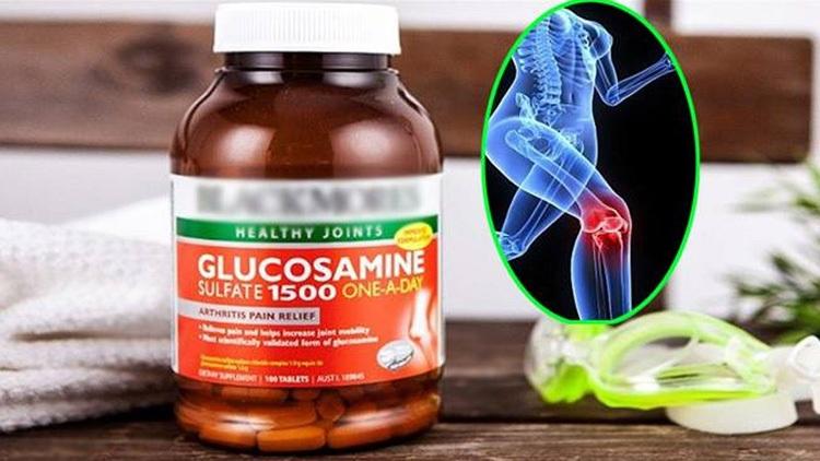 Glucosamine được điều chế thành dược phẩm, giúp giảm đau nhẹ, bồi bổ và tái tạo xương khớp.
