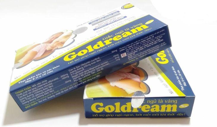Cẩn trọng khi dùng thuốc mất ngủ Goldream để tránh tác dụng phụ