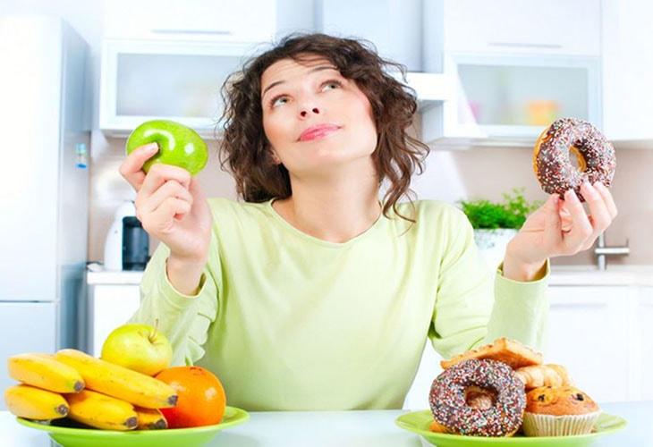 Những lưu ý trong chế độ dinh dưỡng