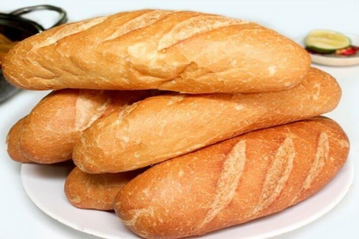 Bánh mì nướng thích hợp cho đối tượng đau dạ dày