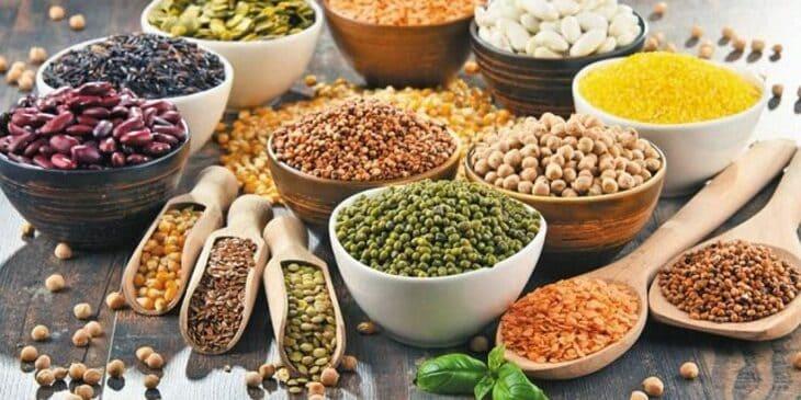Ngũ cốc thúc đẩy tiêu hóa, trung hòa axit