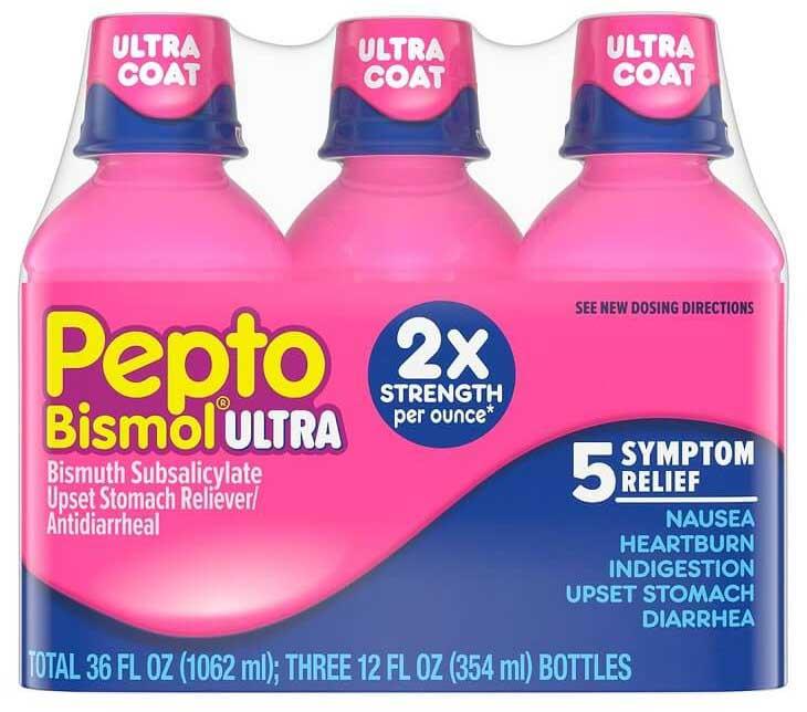 Thuốc chữa đau dạ dày Pepto