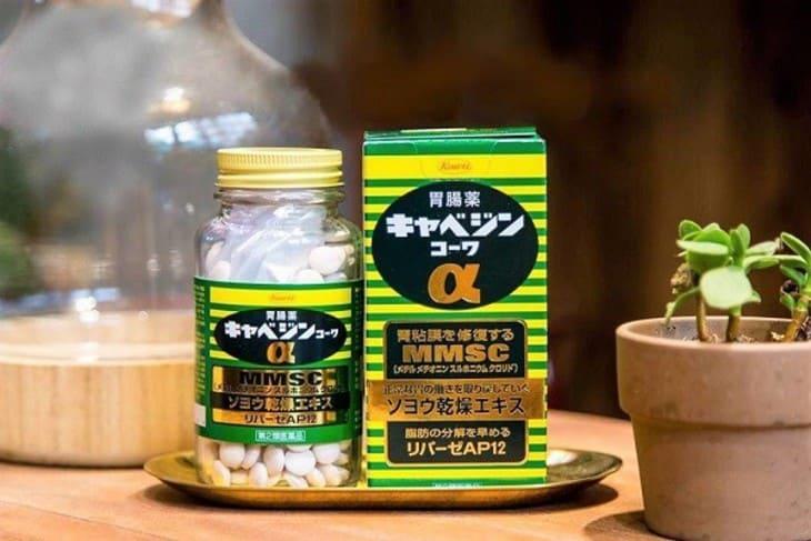 Viên uống dạ dày Kyabeijin MMSC Kowa