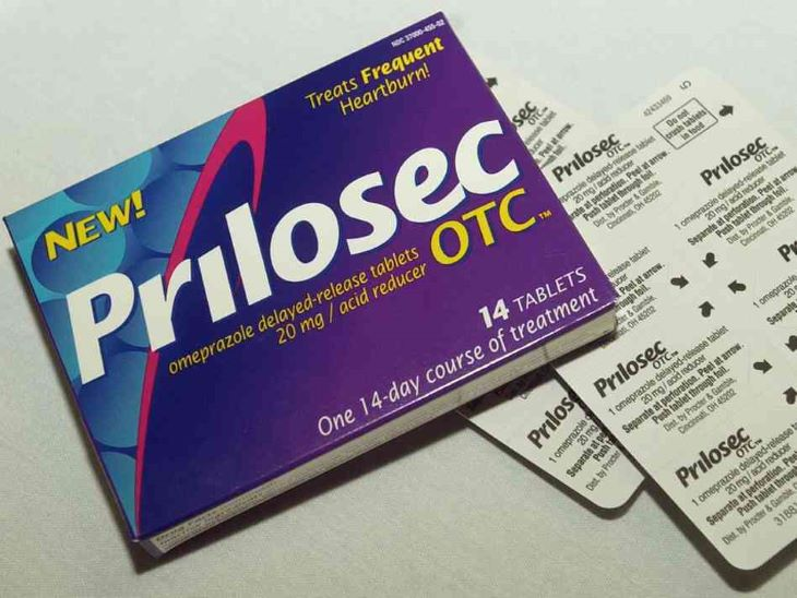 Thuốc trị đau dạ dày Prisolec