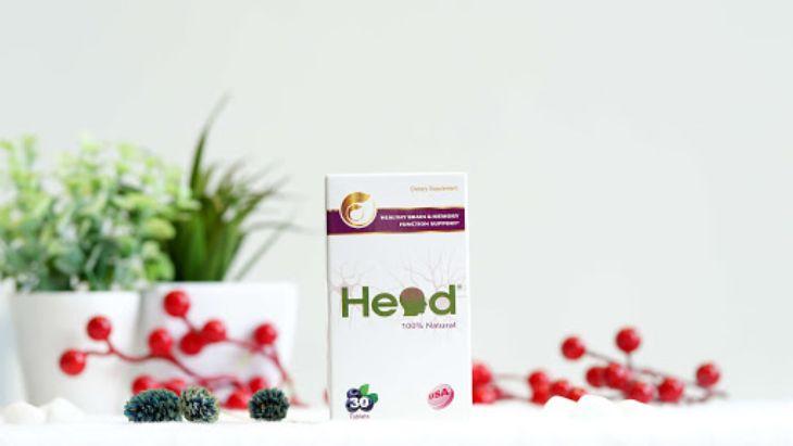 Thuốc trị rối loạn tiền đình của Mỹ Head được bán phổ biến tại các hiệu thuốc trên toàn quốc