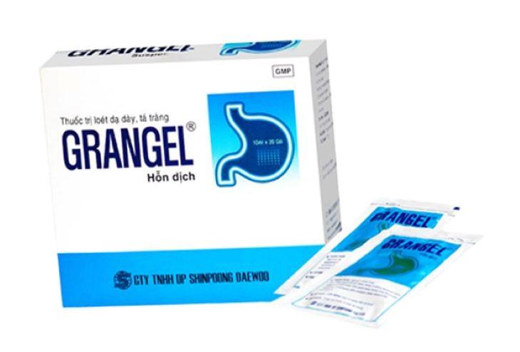 Thuốc dạ dày dạng sữa Grangel