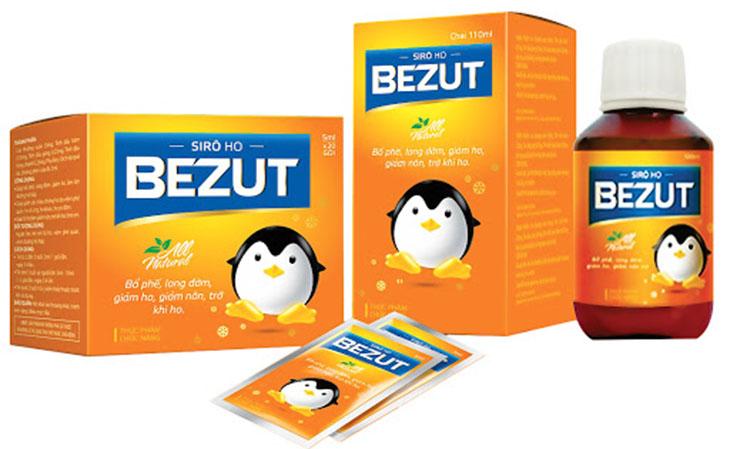 Thành phần của Bezut tương đối an toàn, lành tính