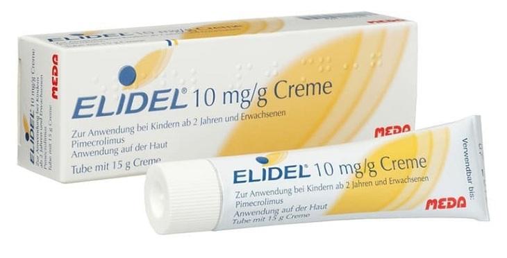 Elidel - kem bôi giúp chữa trị bệnh vảy nến