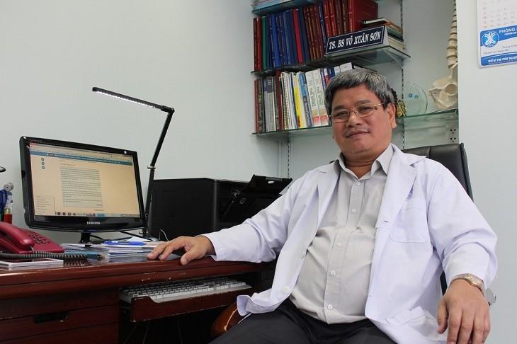 Tiến sĩ, Bác sĩ Võ Xuân Sơn