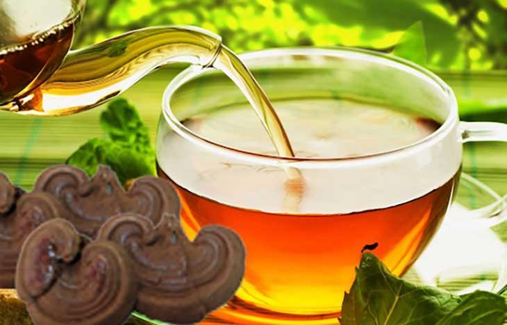 Hằng ngày sử dụng trà kinh giới để uống giúp viêm tai giữa khỏi hết mà không cần dùng thuốc kháng sinh