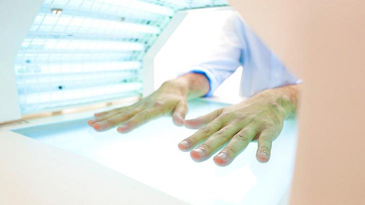 Biện pháp quang trị liệu để chữa bệnh