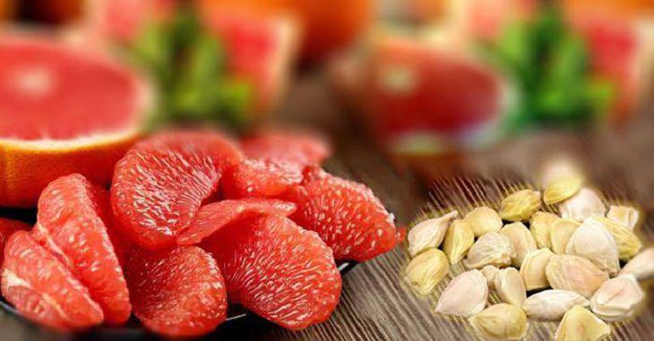 Chiết xuất hạt bưởi xoa dịu các triệu chứng của viêm da cơ địa ở miệng