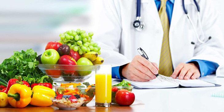Đối với người bệnh viêm da tiết bã, chế độ dinh dưỡng đóng vai trò rất quan trọng