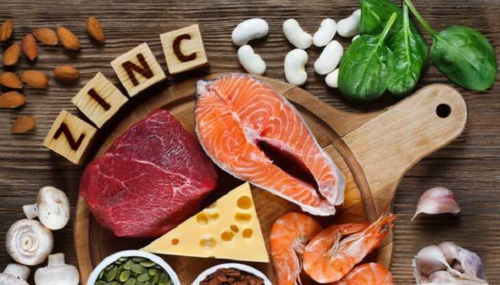 Bổ sung thực phẩm giàu kẽm tốt cho người viêm xoang hàm