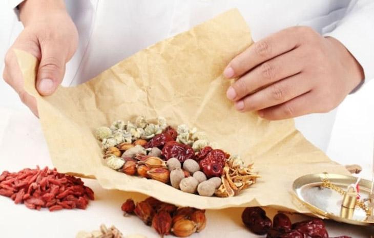 Bài thuốc Đông y trị viêm xoang mãn tính