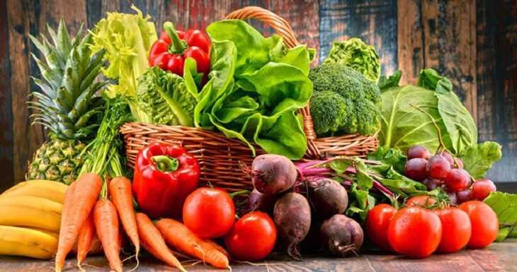 Các chất khoáng có trong rau củ làm loãng chất dịch nhầy