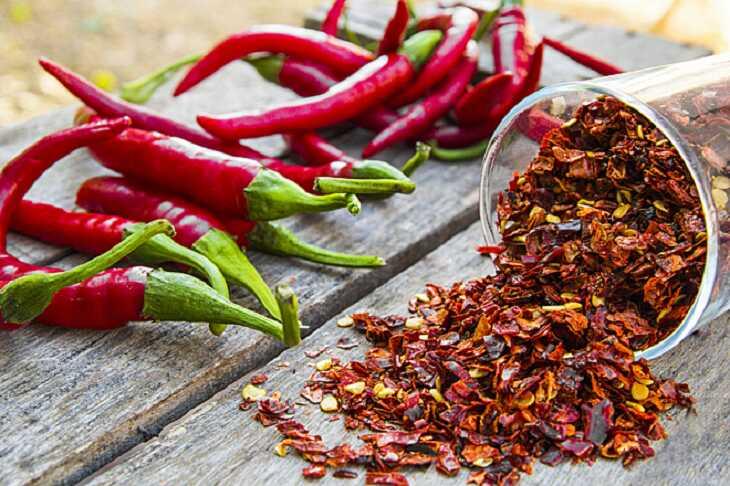 Thực phẩm cay nóng là khắc tinh của viêm xoang mãn tính