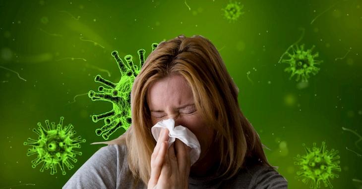 Nguyên nhân quan trọng nhất gây ra bệnh đó là do virus, vi khuẩn xâm nhập