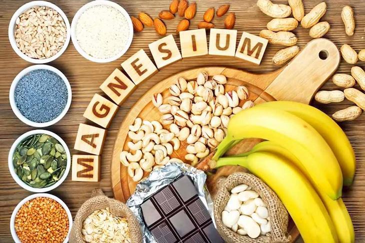 Bổ sung thực phẩm chứa magie để tránh nguy cơ mất ngủ do viêm xoang trán