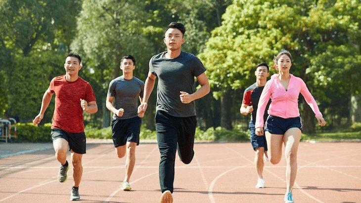 Nên chạy bộ thường xuyên để nâng cao sức đề kháng cho cơ thể