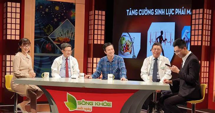 Đỗ Minh Đường, Lê Bá Anh trên VTV2