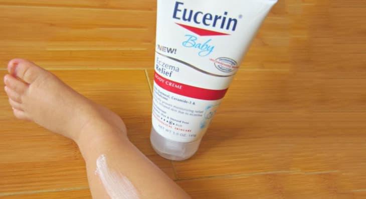 Eczema relief là dòng kem bôi trị chàm hiệu quả
