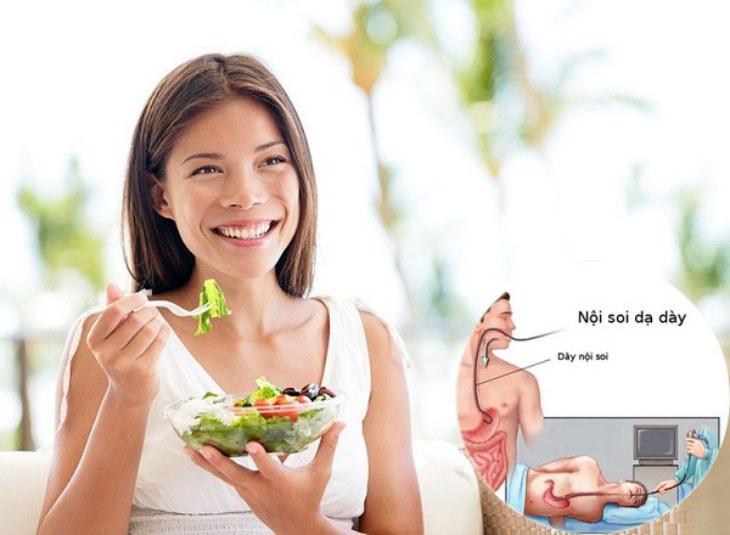 Mổ nội soi dạ dày nên ăn gì?