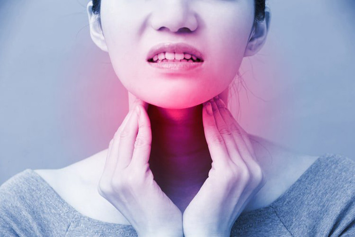 Có nhiều nguyên nhân gây ra bệnh viêm họng, viêm amidan