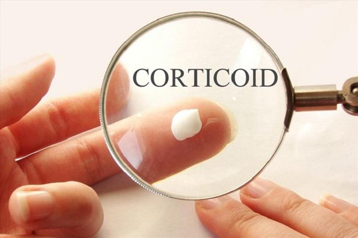 Thuốc Corticoid dạng bôi nhằm chống viêm, kháng khuẩn