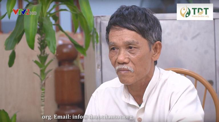 Chú Nguyễn Bá Thành chia sẻ về phương pháp chữa viêm dạ dày bằng Đông y