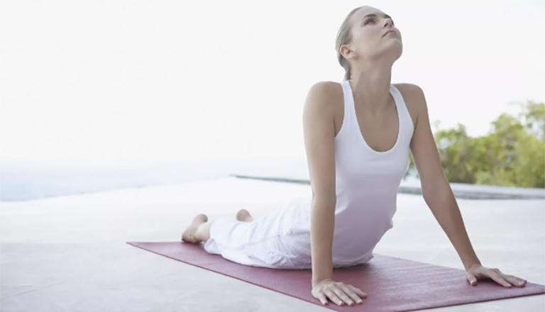 Luyện tập giúp kiểm soát gai cột sống tốt hơn