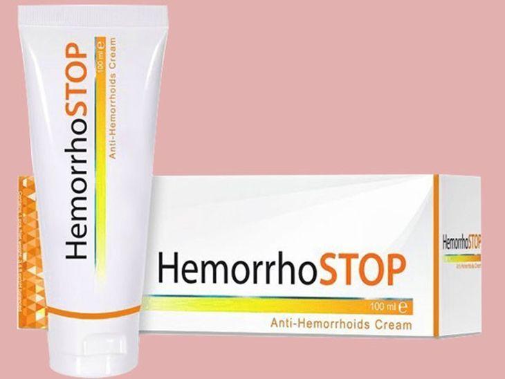 Thuốc bôi trĩ cho bà bầu Hemorrhostop lành tính dễ dùng nên được nhiều người lựa chọn