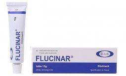 Công dụng, liều dùng thuốc Flucinar