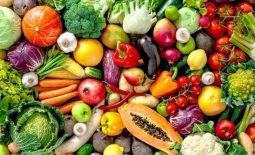 Hoa quả tươi rất tốt cho người bị ợ chua