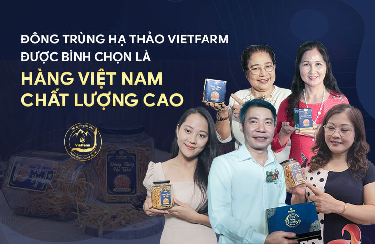 Các nghệ sĩ Việt bày tỏ sự thích thú và chia sẻ cảm nhận tích cực sau khi sử dụng đông trùng hạ thảo Vietfarm