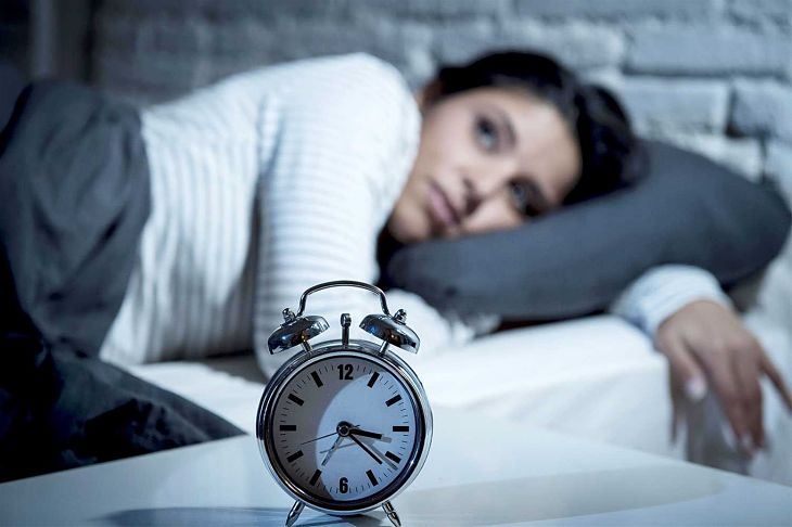Mất ngủ là một trong những nguyên nhân gây suy giảm trí nhớ