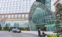 Bệnh viện Quân đội 108 - địa chỉ nội soi đại tràng uy tín