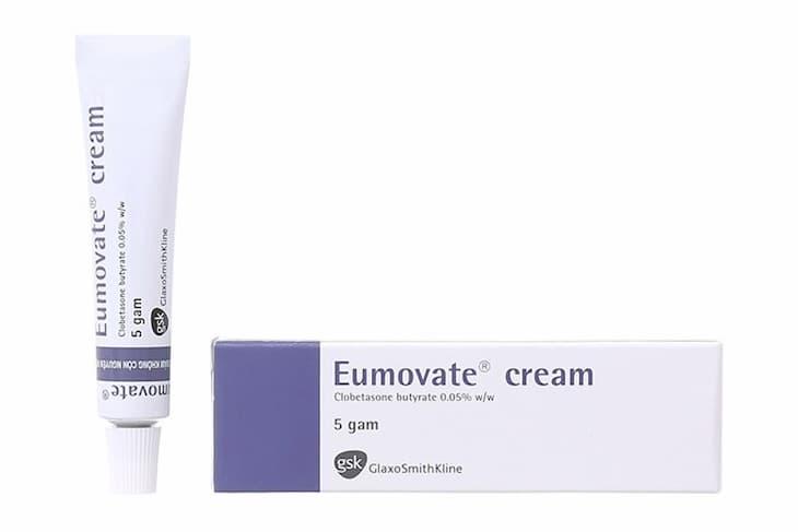 Eumovate là thuốc trị bệnh da liễu hiệu quả