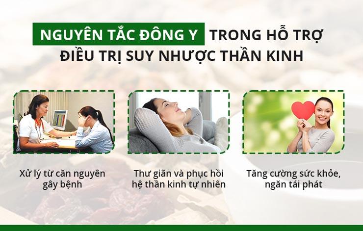 Nguyên tắc hỗ trợ điều trị mất ngủ trong Đông y