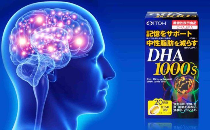 Thuốc điều trị suy giảm trí nhớ DHA 1000mg ITOH phù hợp với những người cao tuổi