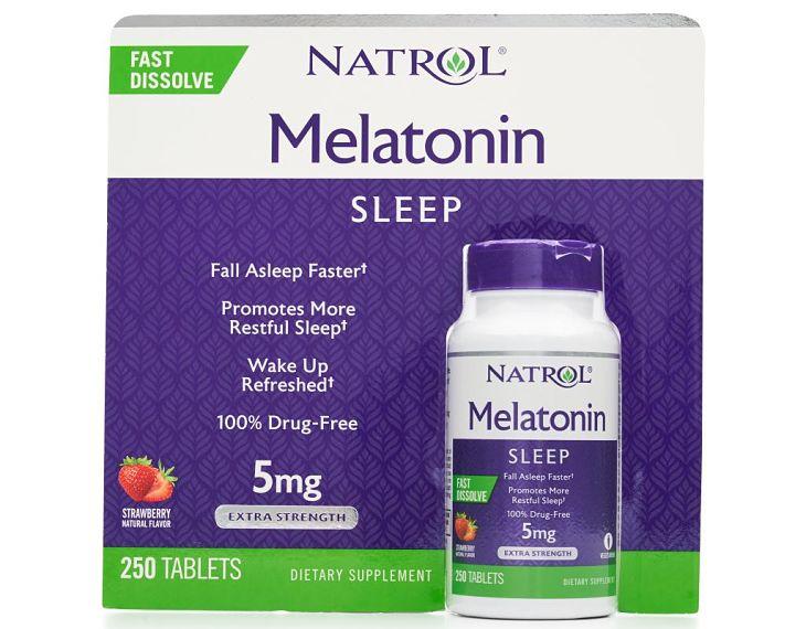 Thuốc bổ não Melatonin