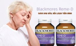 Tìm hiểu thuốc rối loạn tiền đình của Úc – Blackmores Reme-D: Thành phần, công dụng