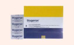 Thuốc rối loạn tiền đình Stugeron: Thông tin cần thiết, cách sử dụng