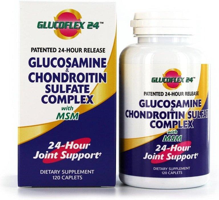 Thuốc Glucosamine & Chondroitin sulfate