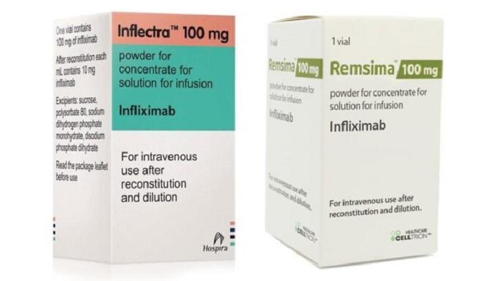Thuốc trị vảy nến da đầu Infliximab có tác dụng tận gốc