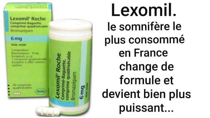 Thuốc ngủ Lexomil có xuất xứ từ Pháp