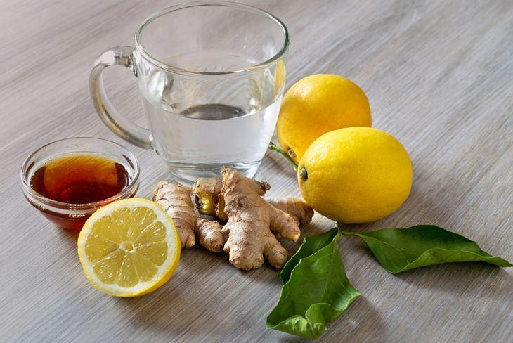 Trà gừng là thức uống tốt dành cho người bị đau đầu vận mạch